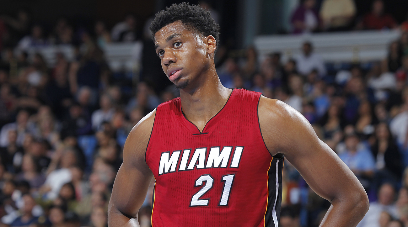 NBA's Top 100 players of 2017: Heat C Hassan Whiteside ...