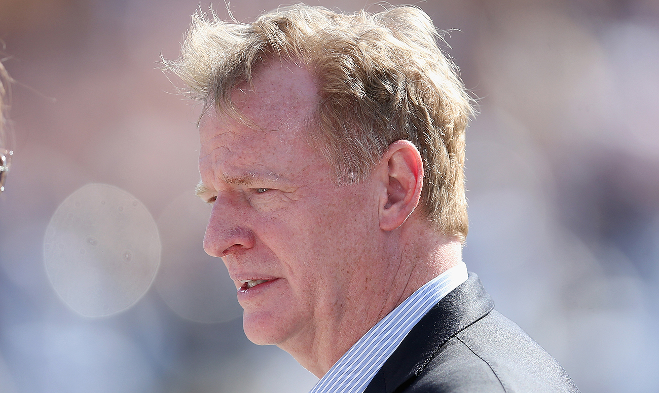With the league's image taking hits, Roger Goodell announced this week the NFL would pledge $100 million to address head trauma.