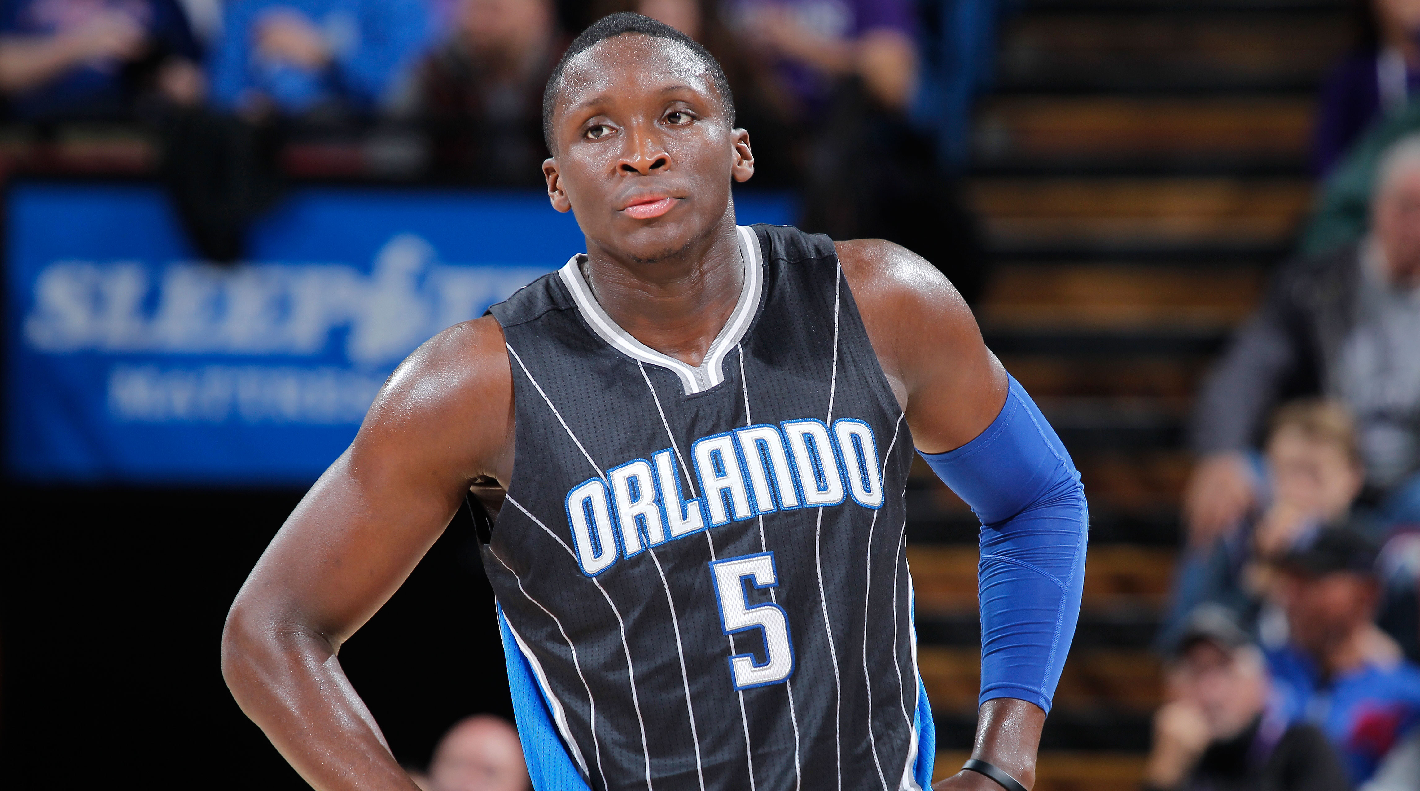 Thunder s Victor Oladipo on his Jordan shoe and Russell Westbrook ... 90f9e1fbacf3