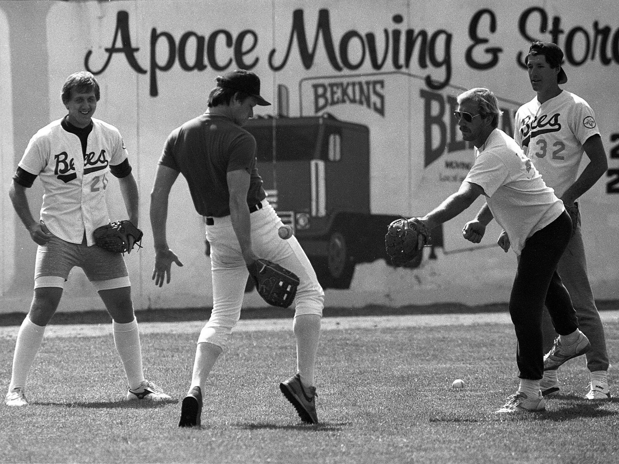 Steve Howe, San Jose Bees