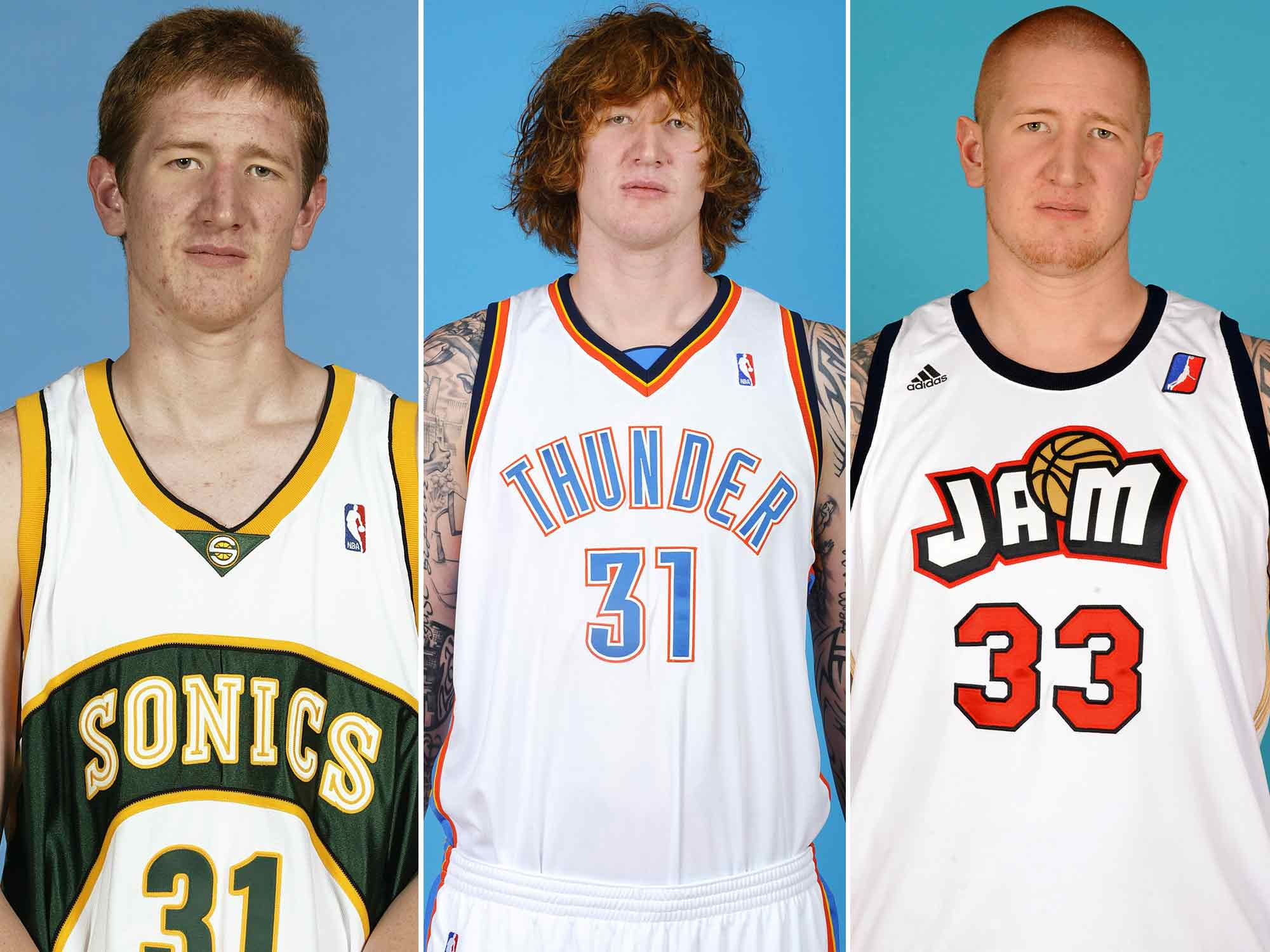 Robert Swift  From NBA lottery pick to drug addict to...  d62bd4643