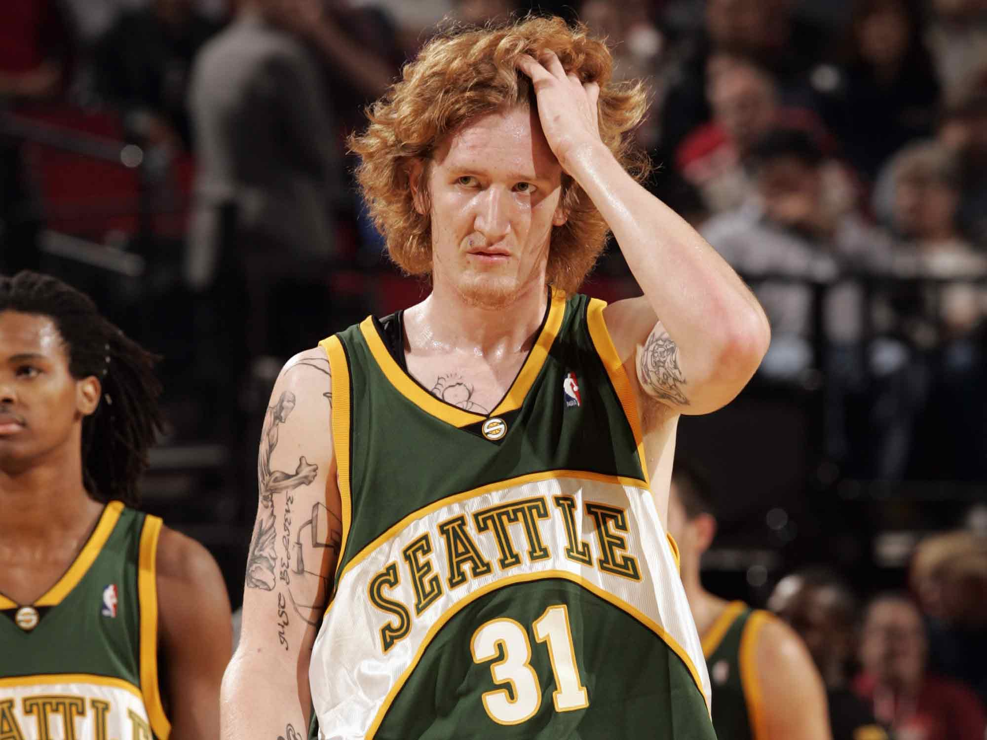 Robert Swift From Nba Lottery Pick To Drug Addict To