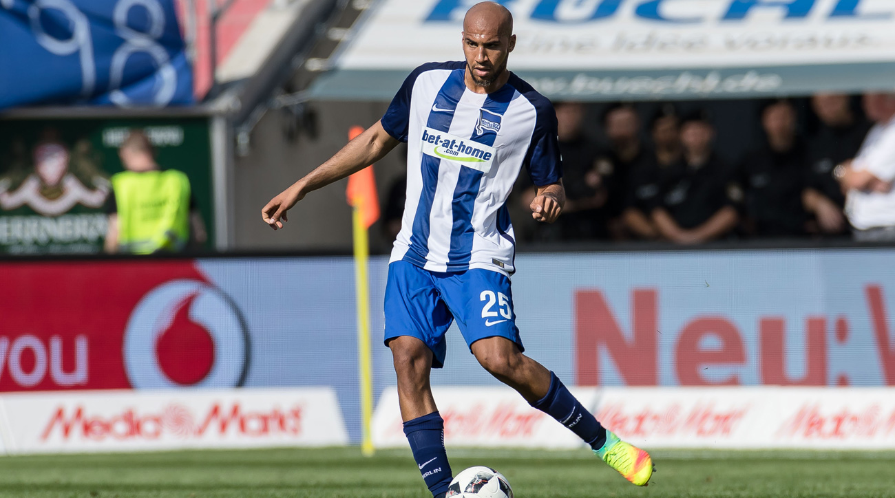 USA's John Brooks remains out for Hertha Berlin with a back injury