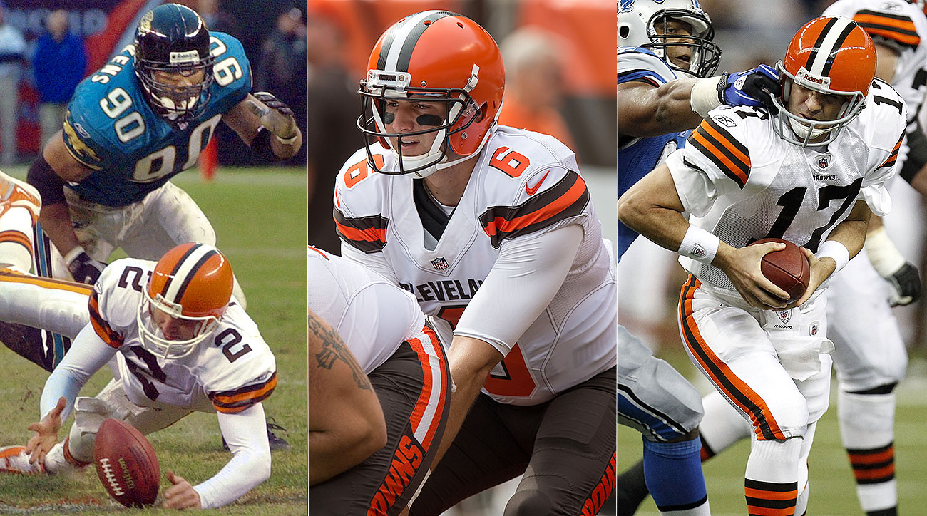 Browns starting quarterbacks: History of Cleveland QBs from Derek Anderson to Bruce Gradkowski