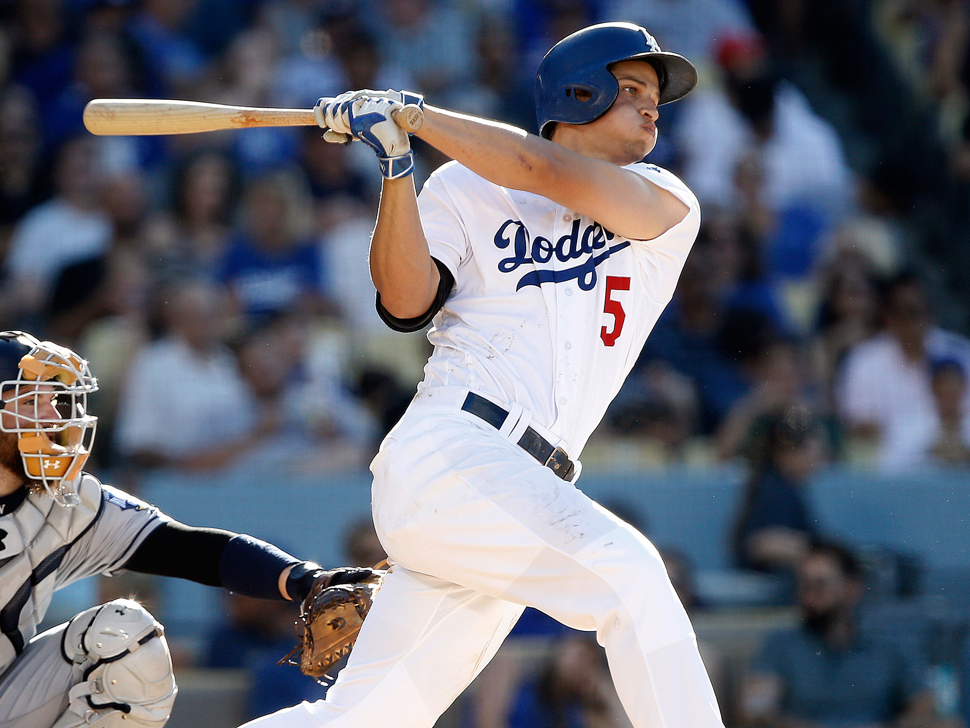 Corey Seager 2016
