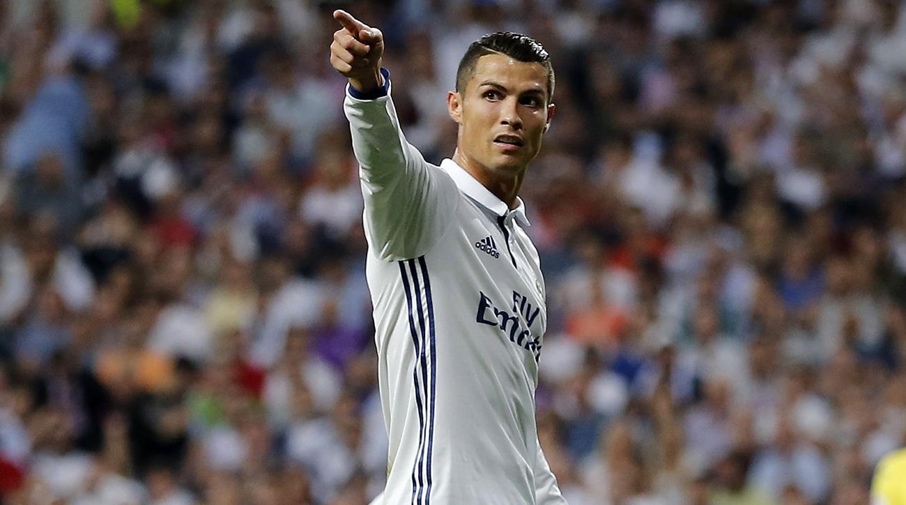 Cristiano Ronaldo and Real Madrid take on La Liga upstart Las Palmas