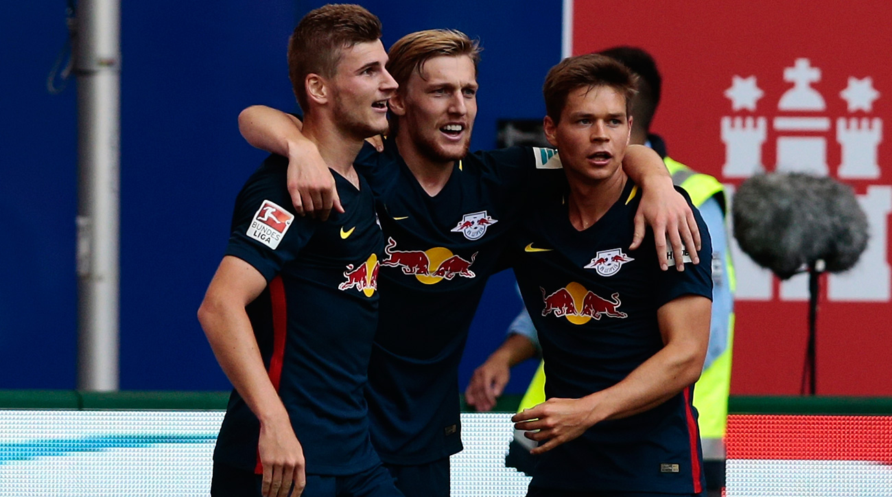 Timo Werner and RB Leipzig aim to stay unbeaten in the Bundesliga when facing Koln