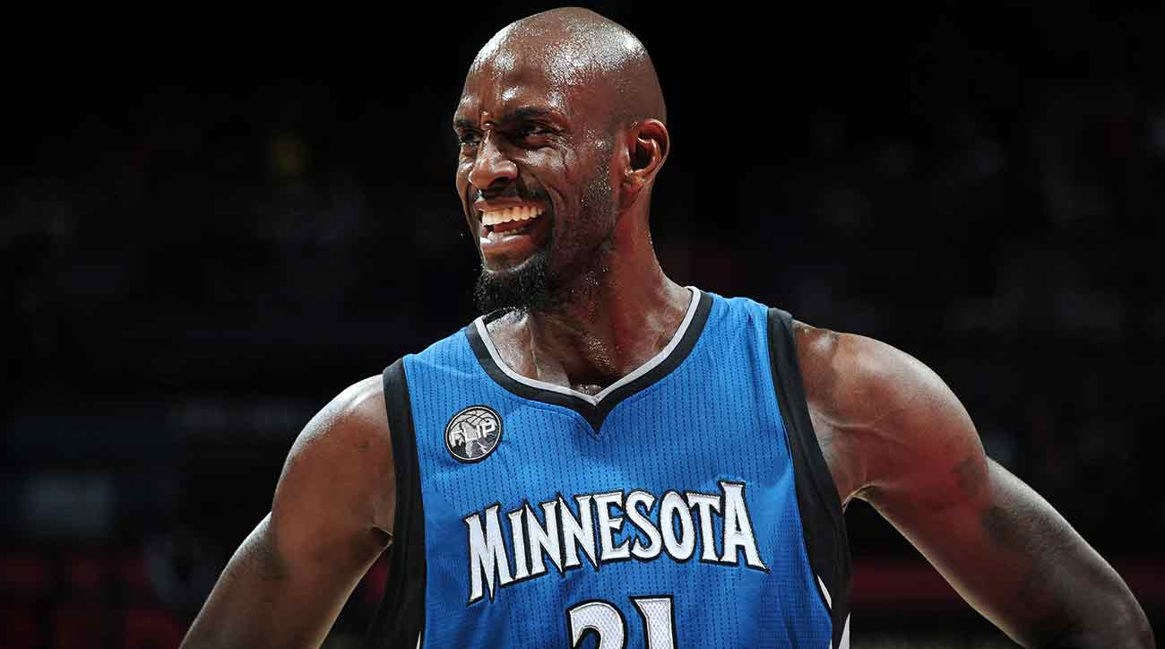 How Kevin Garnett revolutionized the NBA