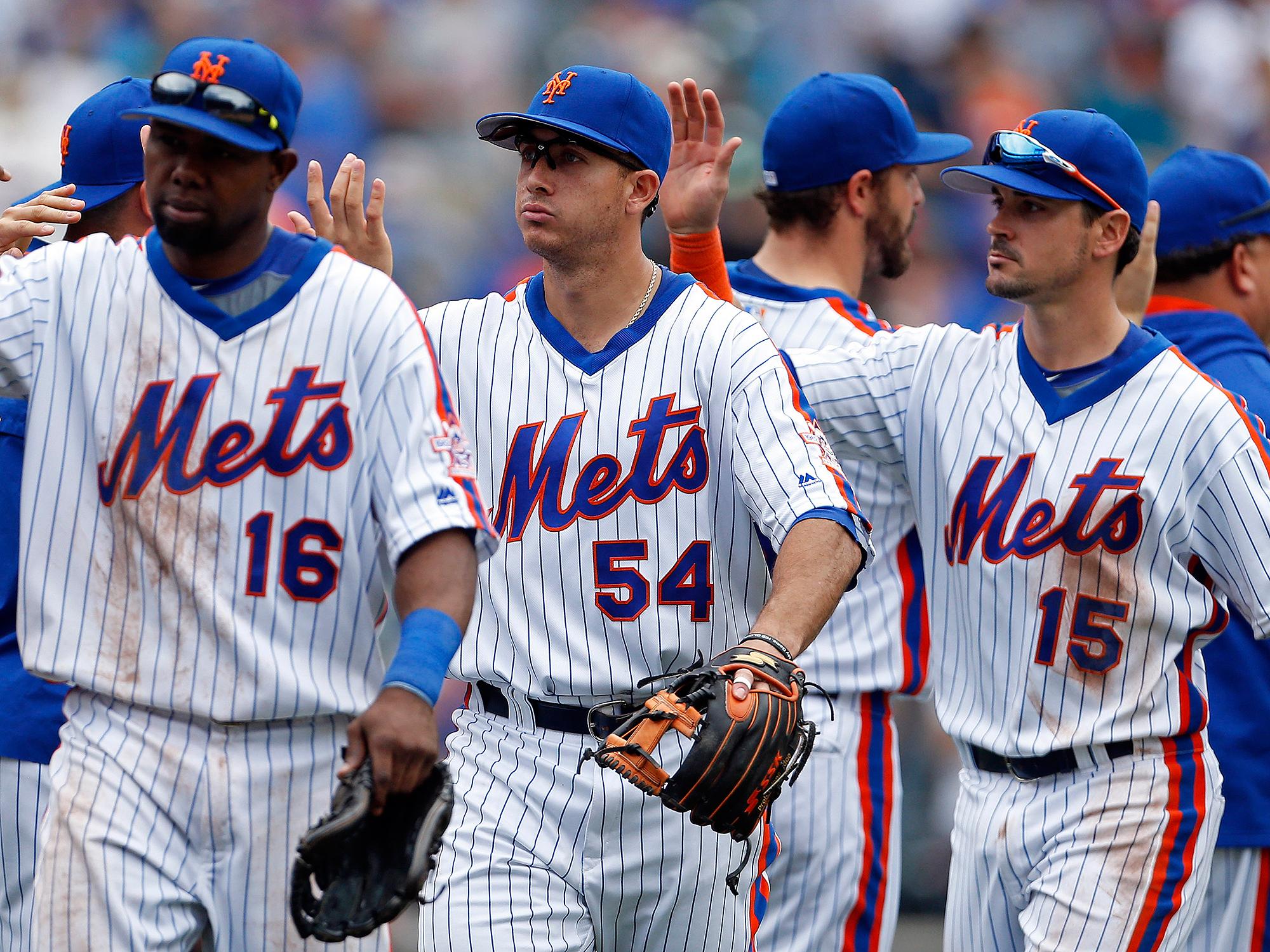 New York Mets TJ Rivera