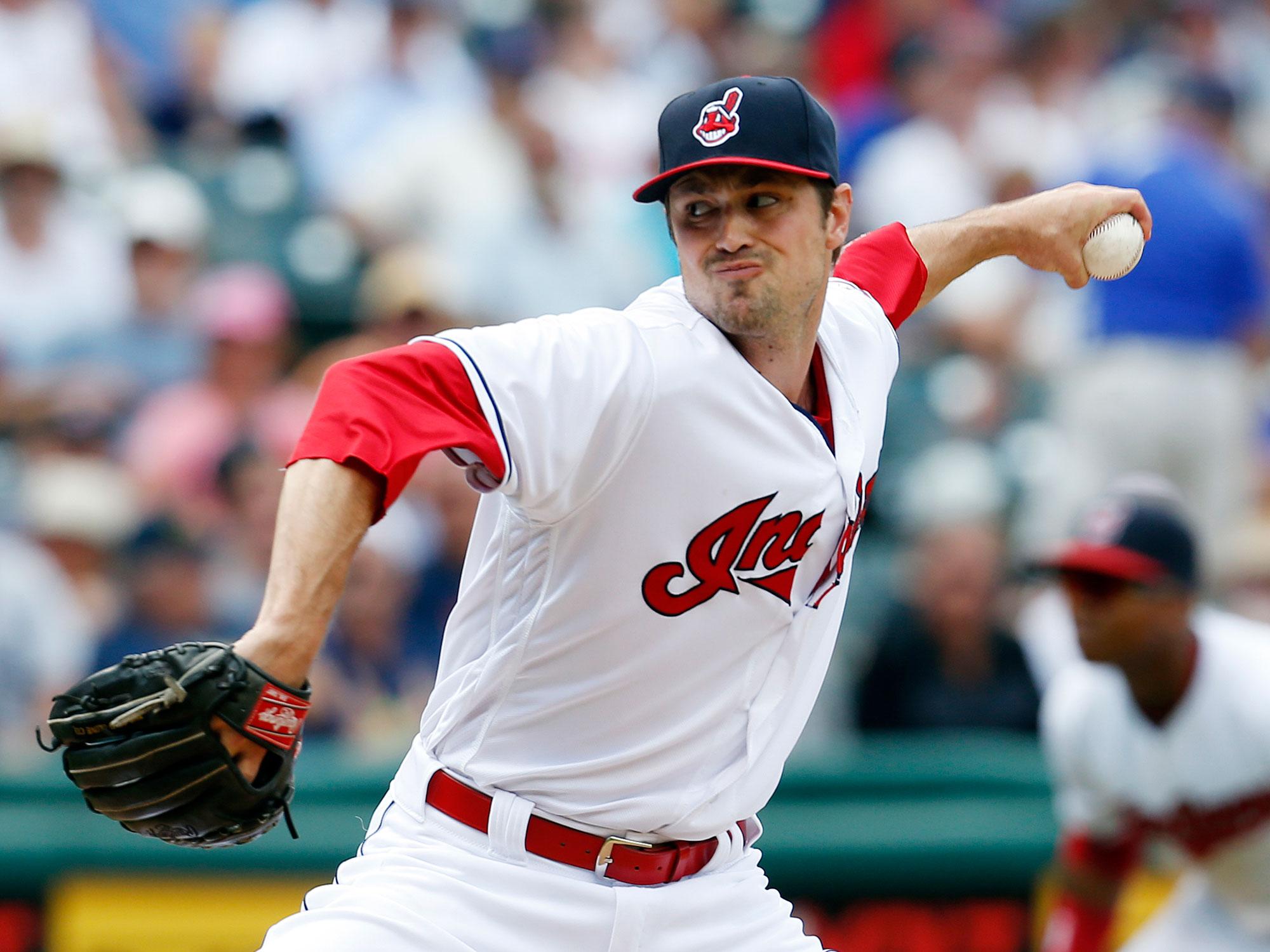 Andrew Miller, Cleveland Indians