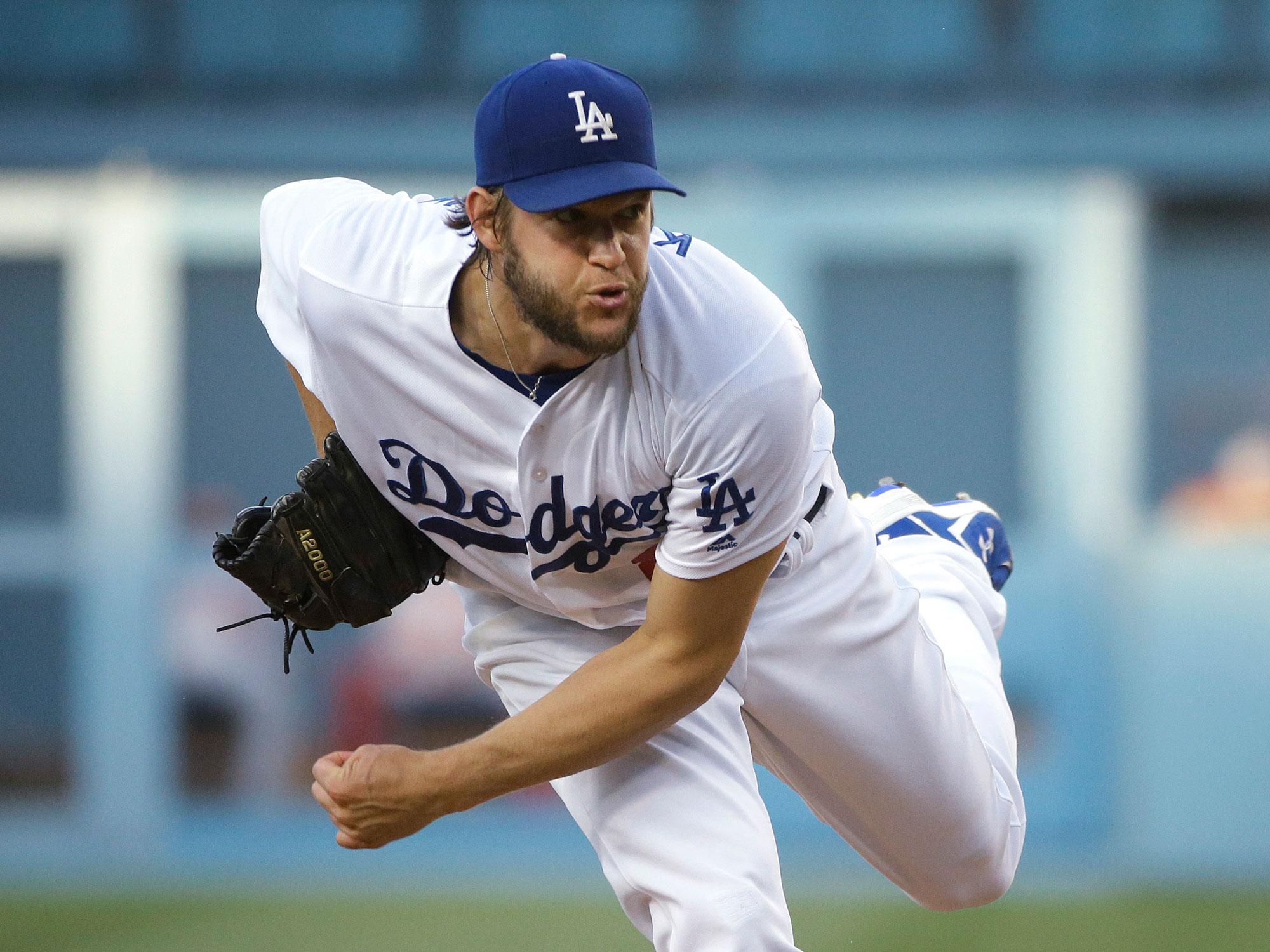 Clayton Kershaw, Los Angeles Dodger