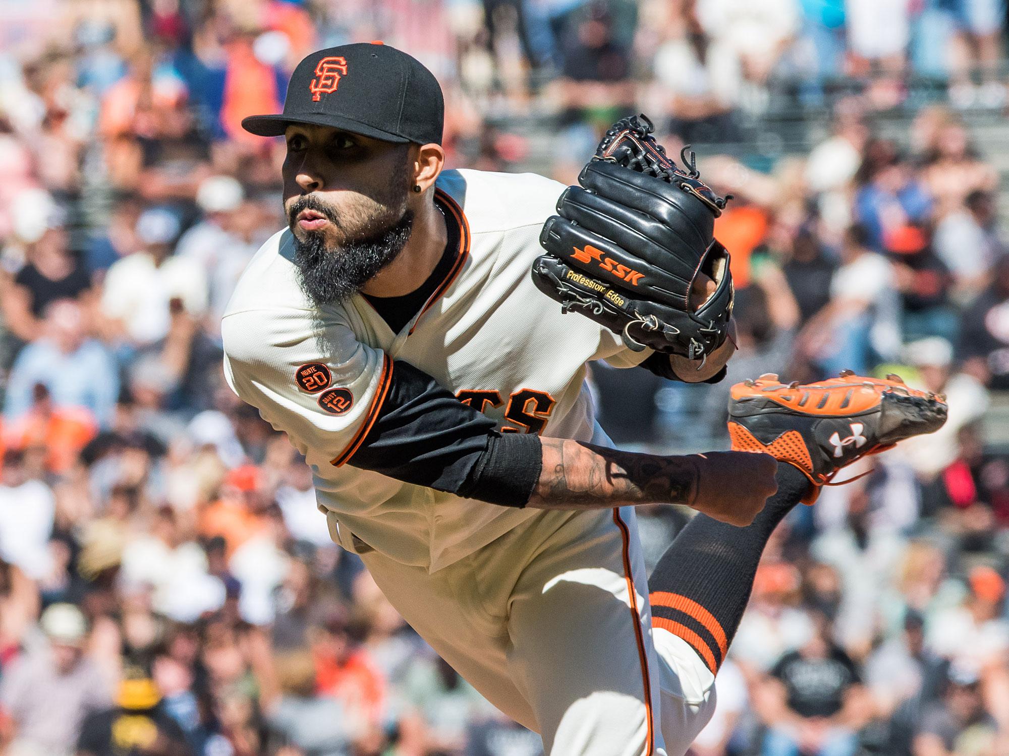 Sergio Romo, San Francisco Giants