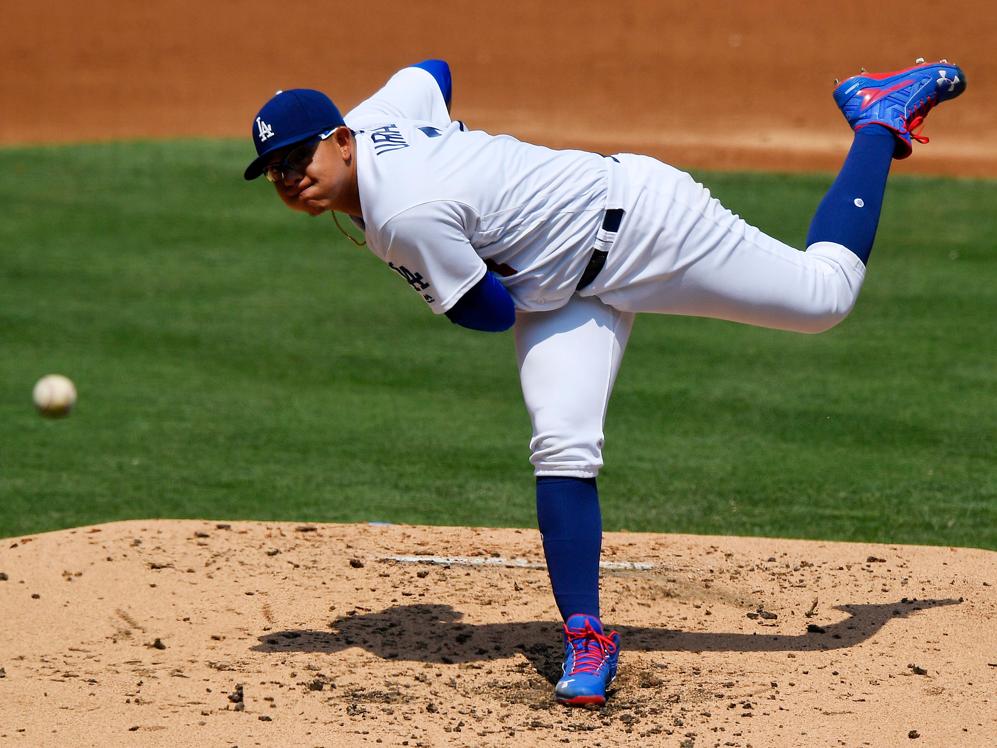 Julio Urias, Los Angeles Dodgers