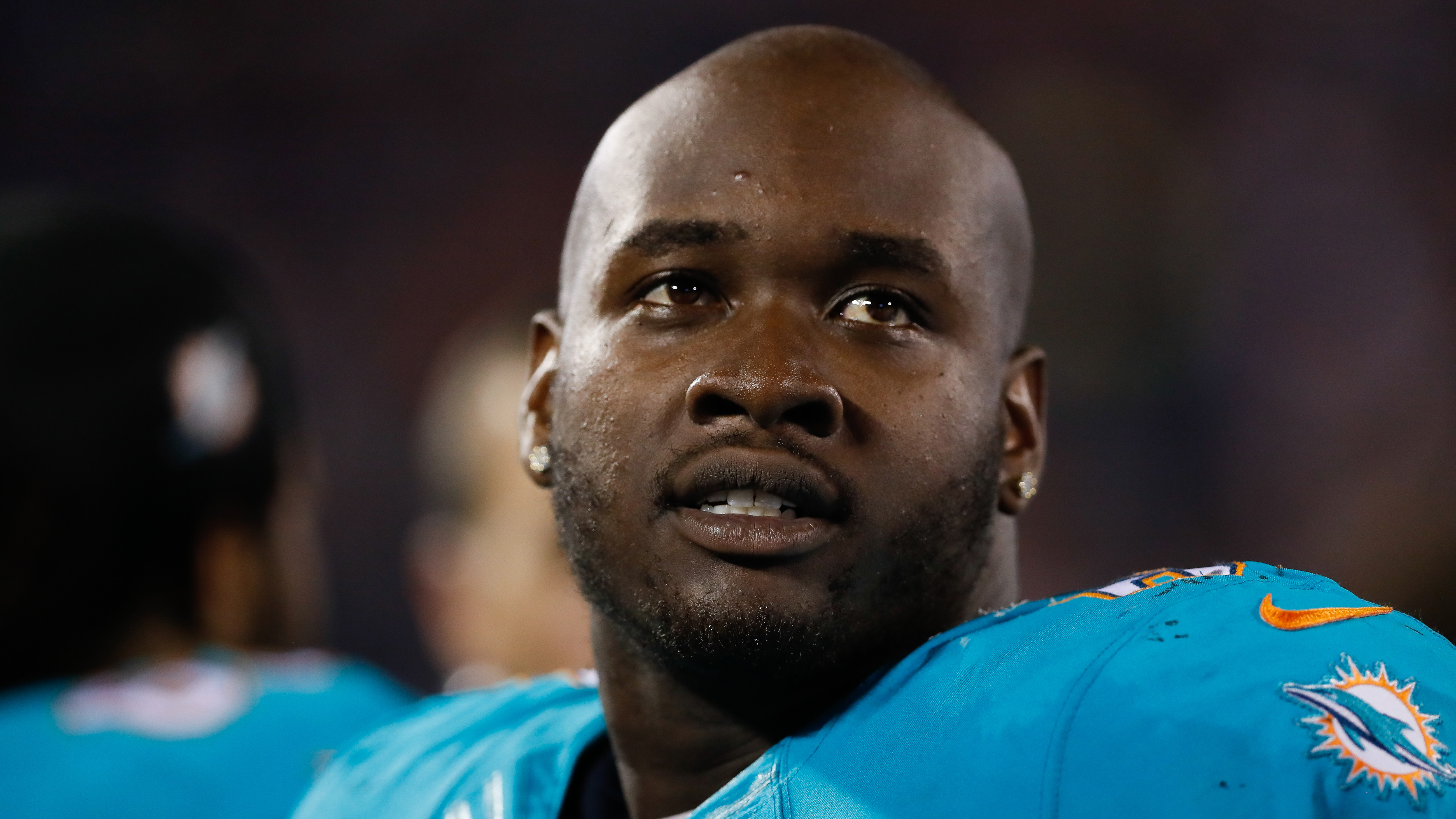 Laremy Tunsil injury Shower slip caused ankle issue