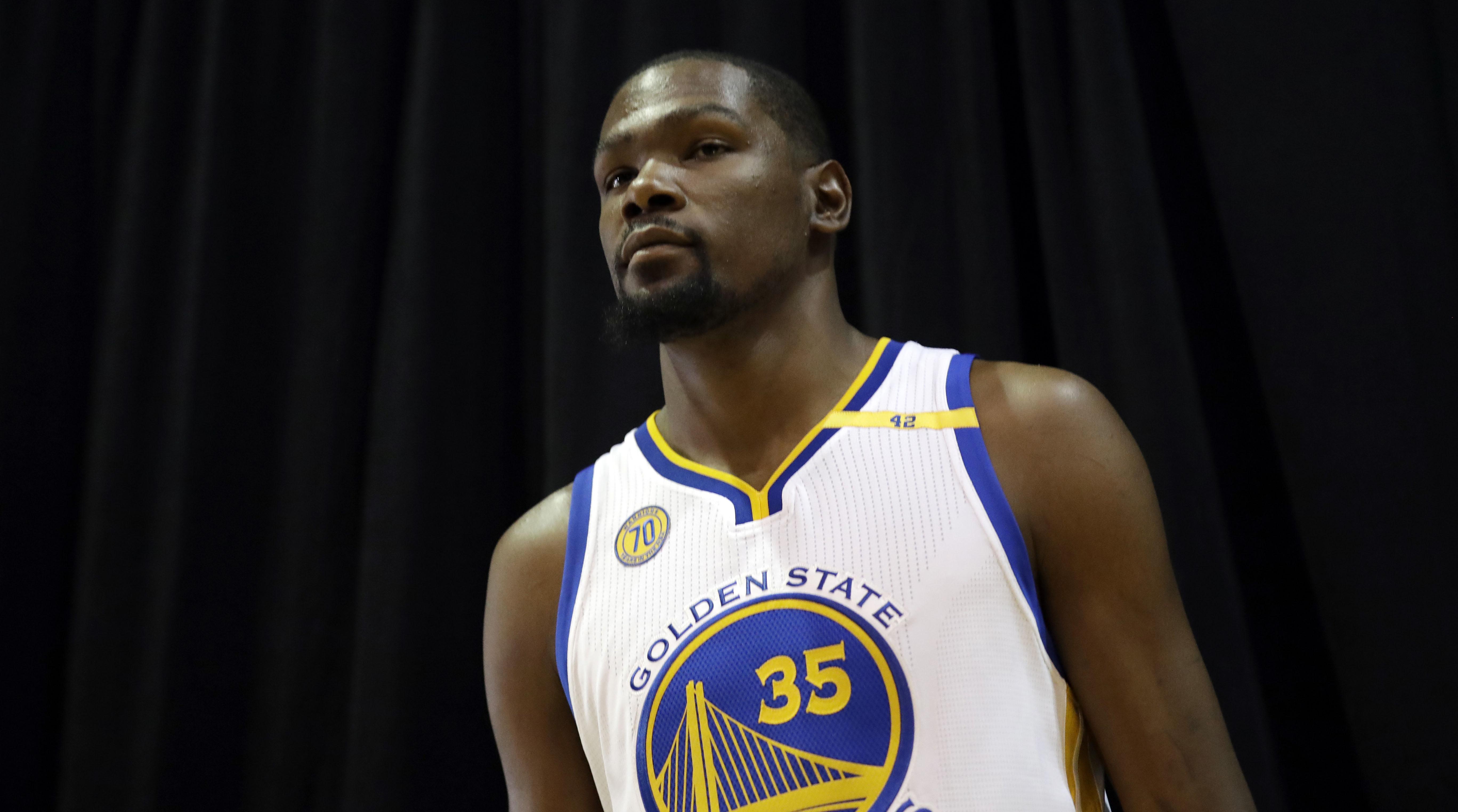 Kevin Durant: Warriors F details free agent decision | SI.com