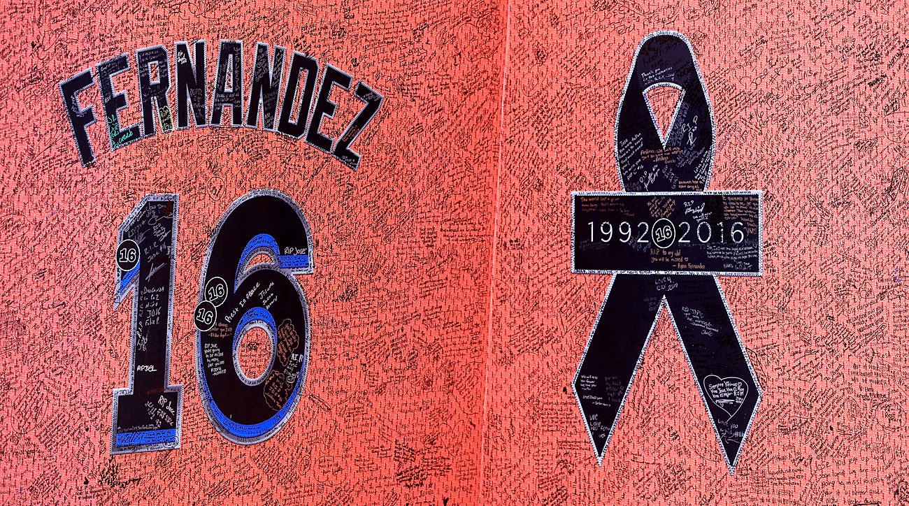 Jose Fernandez, Miami Marlins