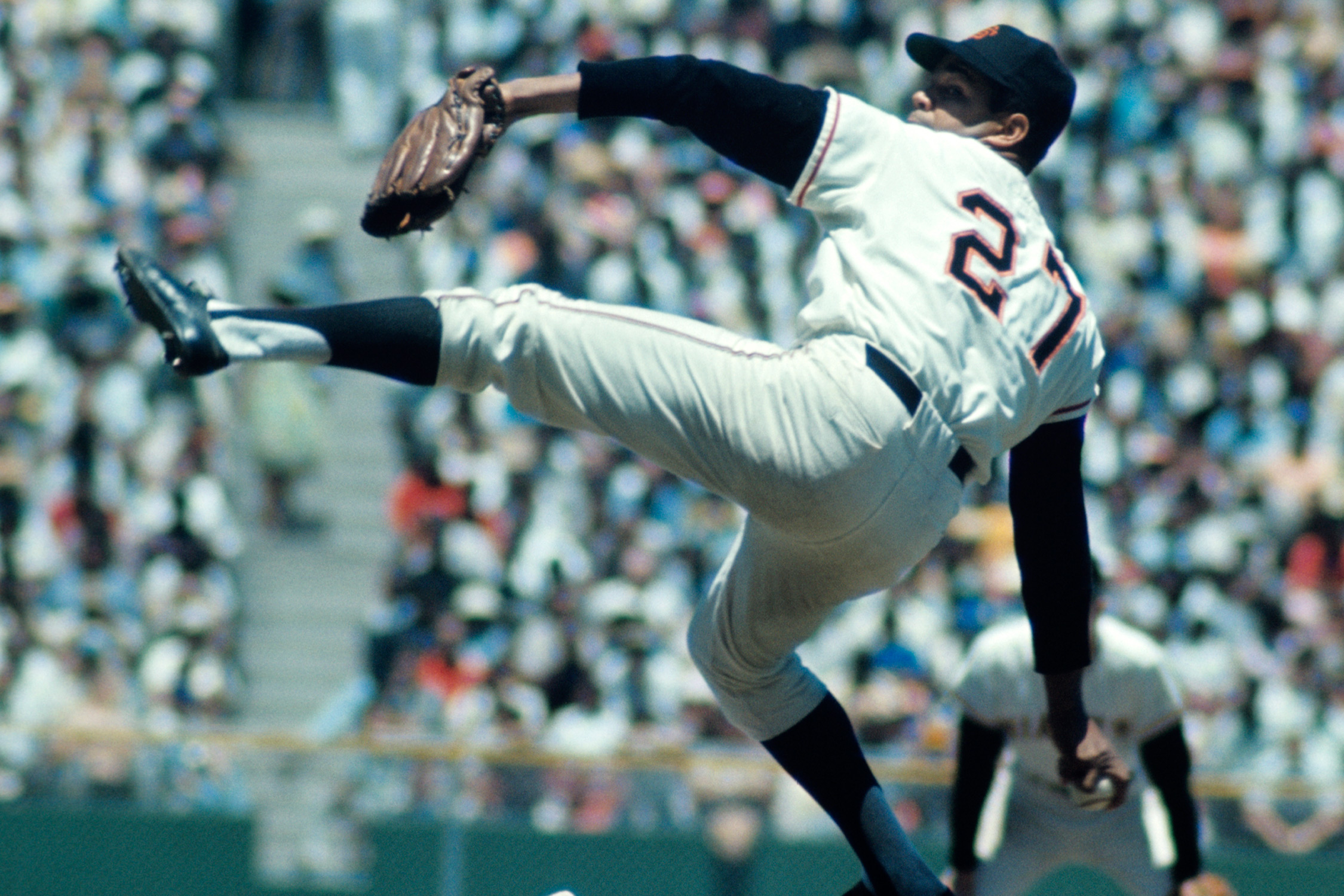Marichal dominated the Phillies, carrying a perfect game into the 7th and a no-hitter into the 8th. He ultimately tossed a one-hit shutout, striking out 12 while walking just one.