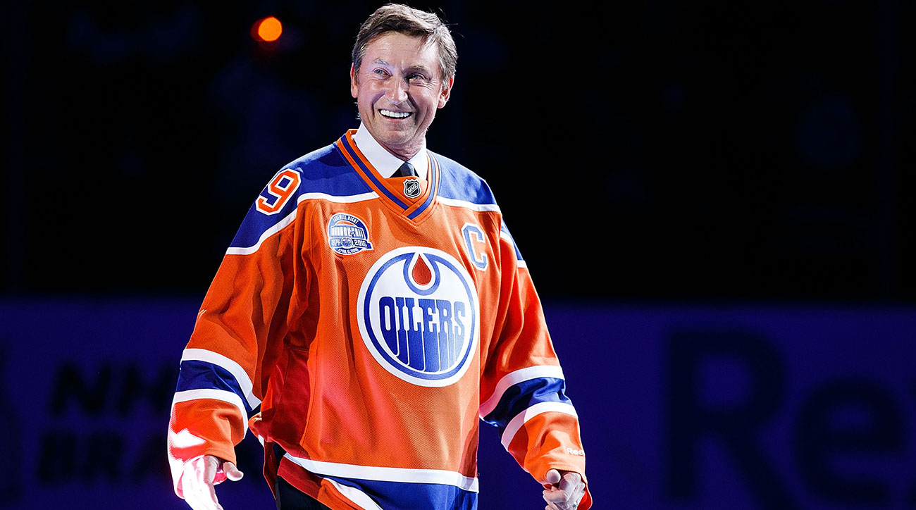 Wayne Gretzky Returns To Oilers In Executive Role Si Com