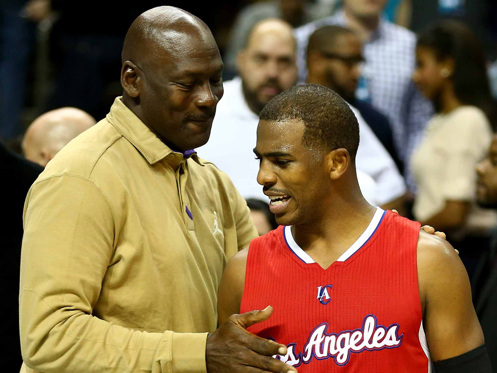 Chris Paul Q&A: Michael Jordan's Biggest Sneaker Lesson ...