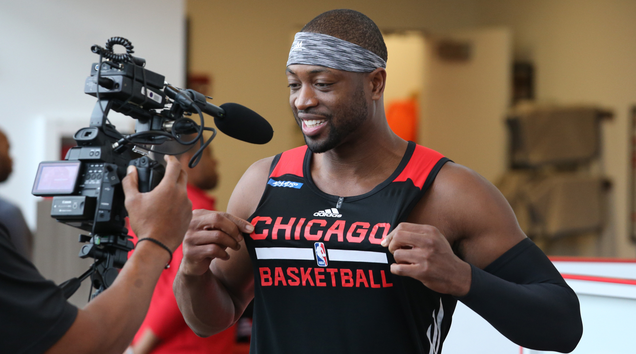 Dwyane Wade on leaving Miami Heat: 'I have no ill will ...