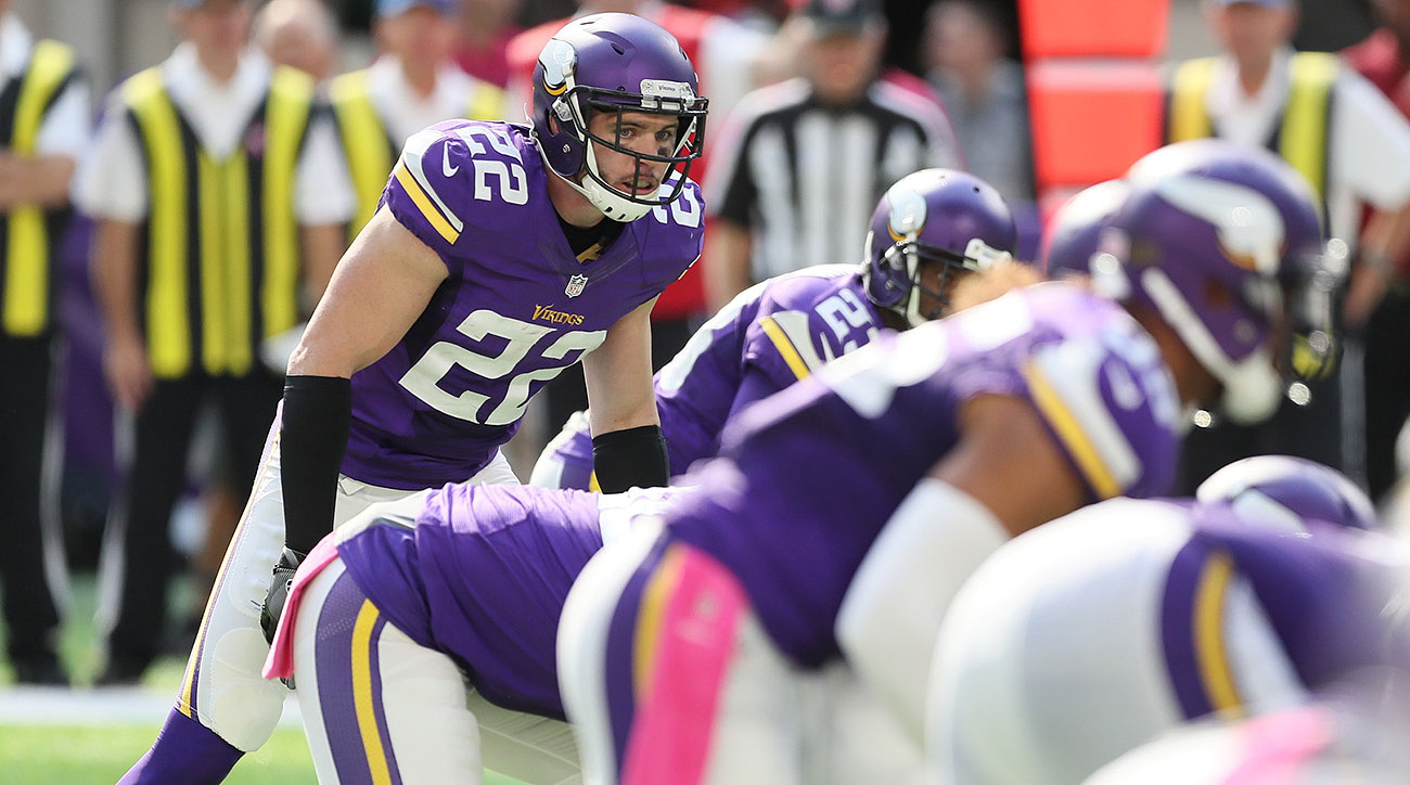 Harrison Smith Vikings star safety prefers low profile