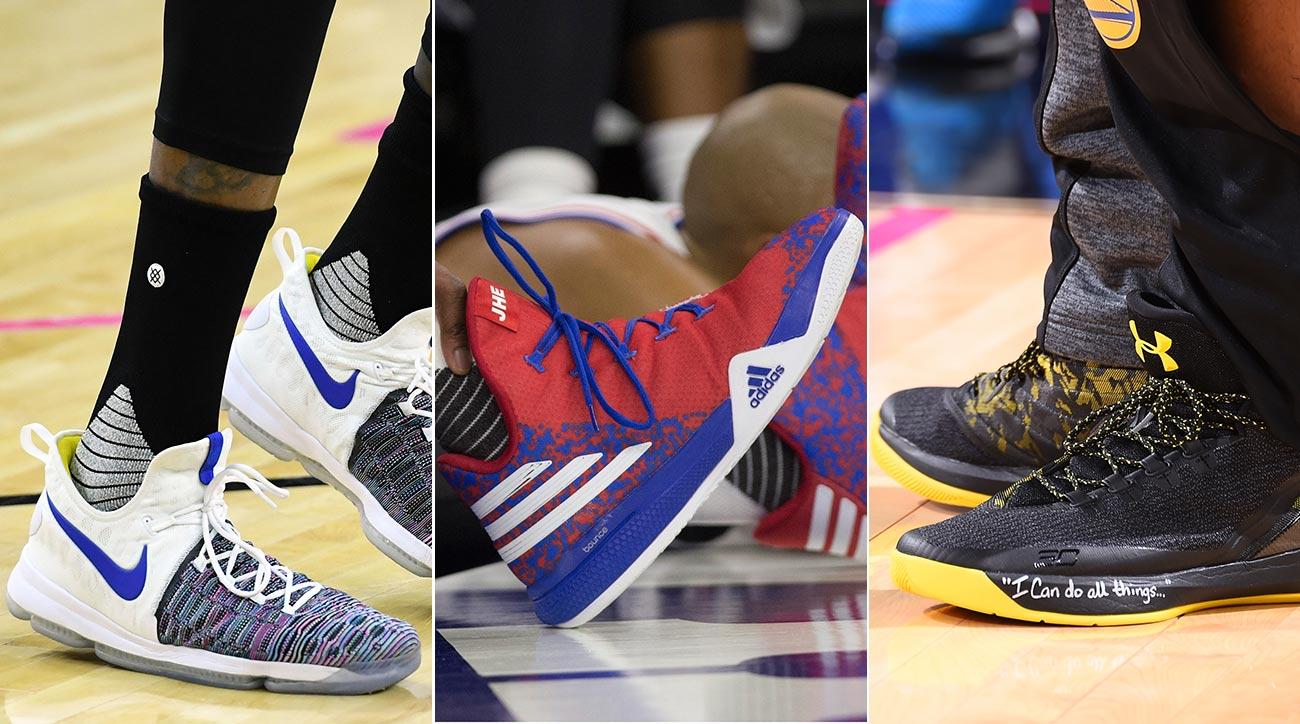 adidas shoes lineup nba 2017-2018 highlights 630850