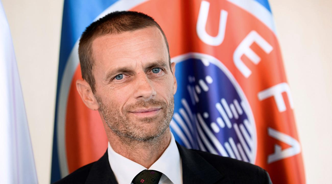 UEFA president would host Champions League final outside Europe | SI.com