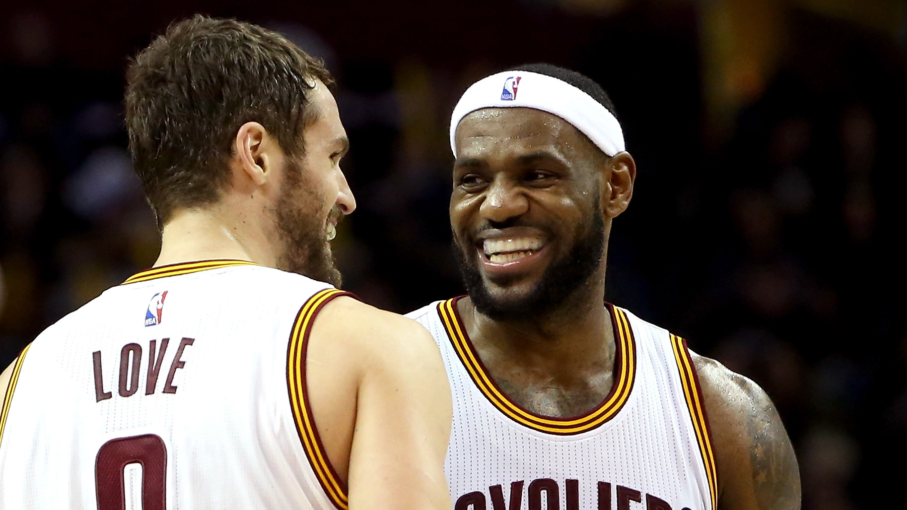 d0f4f5c8918 LeBron roasted Kevin Love for his  weak sauce  shoes