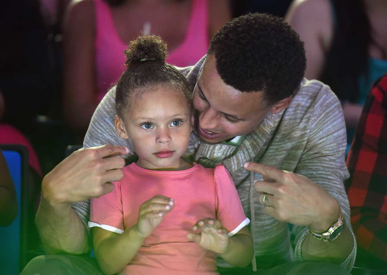 2dfe9212308 GALLERY  Professional Athletes and Their Kids
