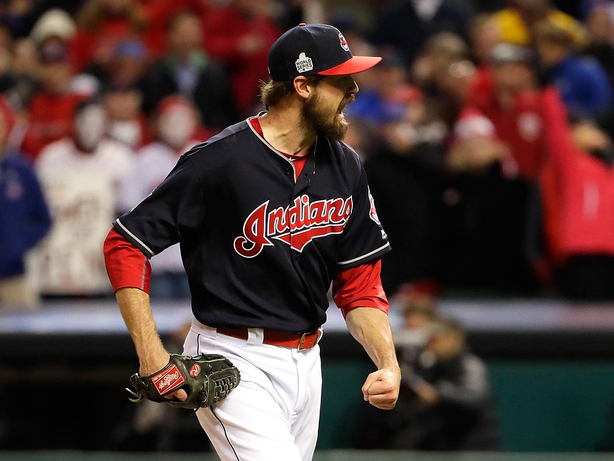 Cleveland Indians Andrew Miller