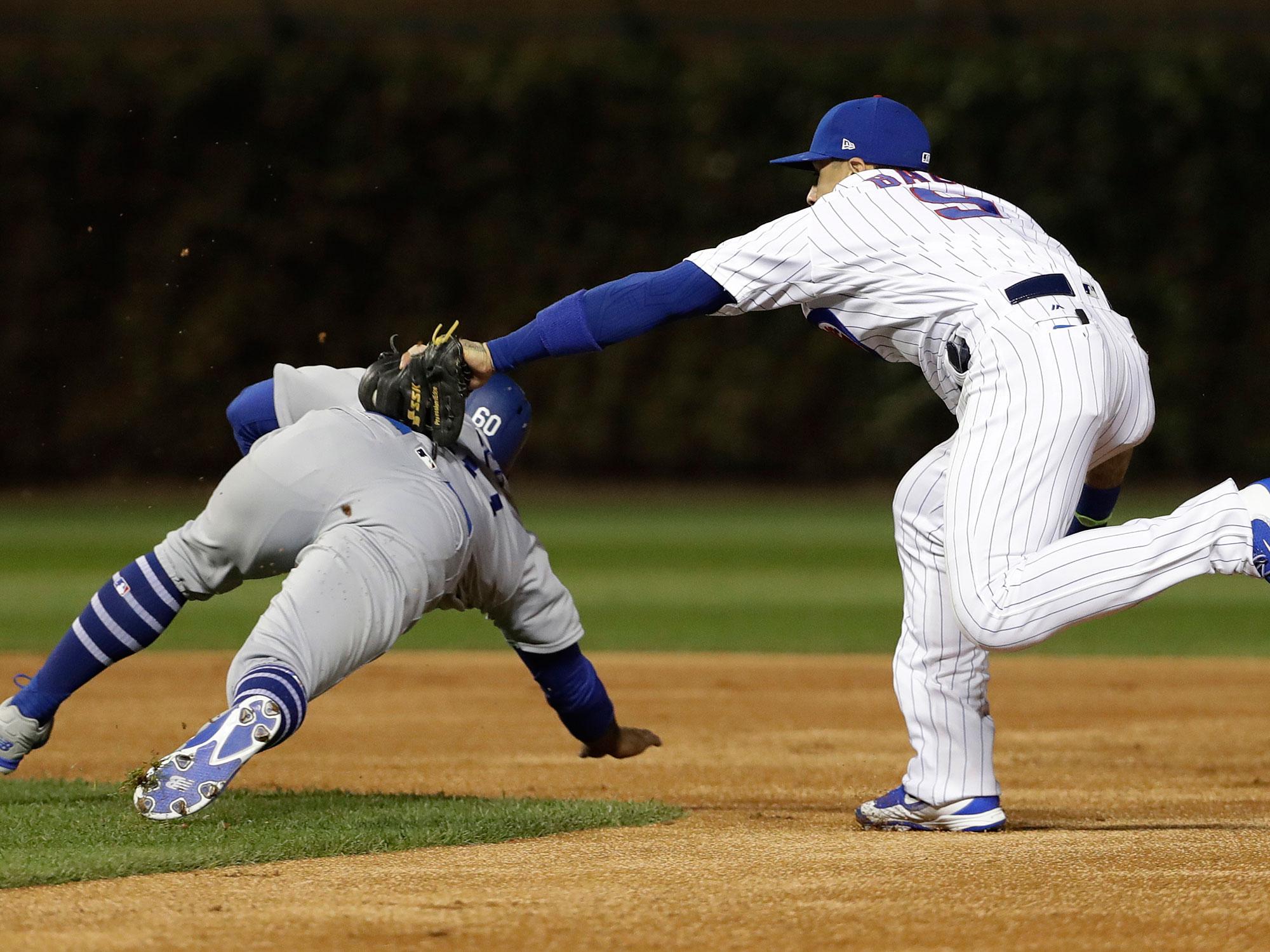 Javier Baez, Chicago Cubs