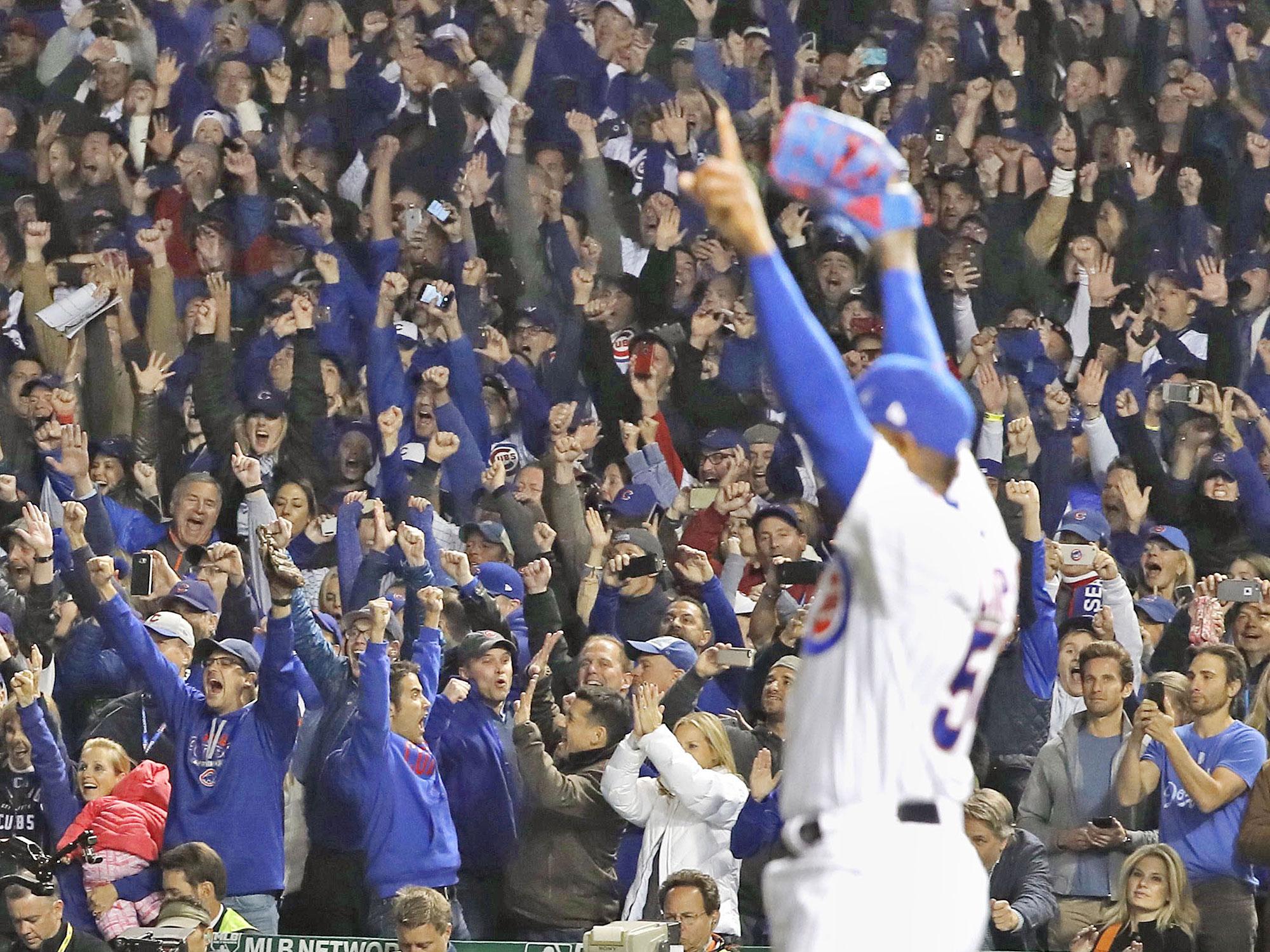 Aroldis Chapman, Chicago Cubs