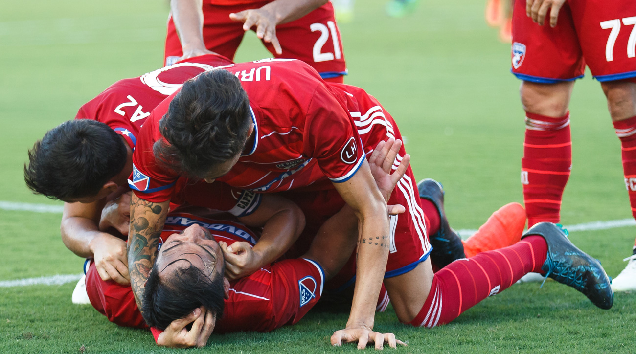 FC Dallas is a favorite in the MLS Western Conference