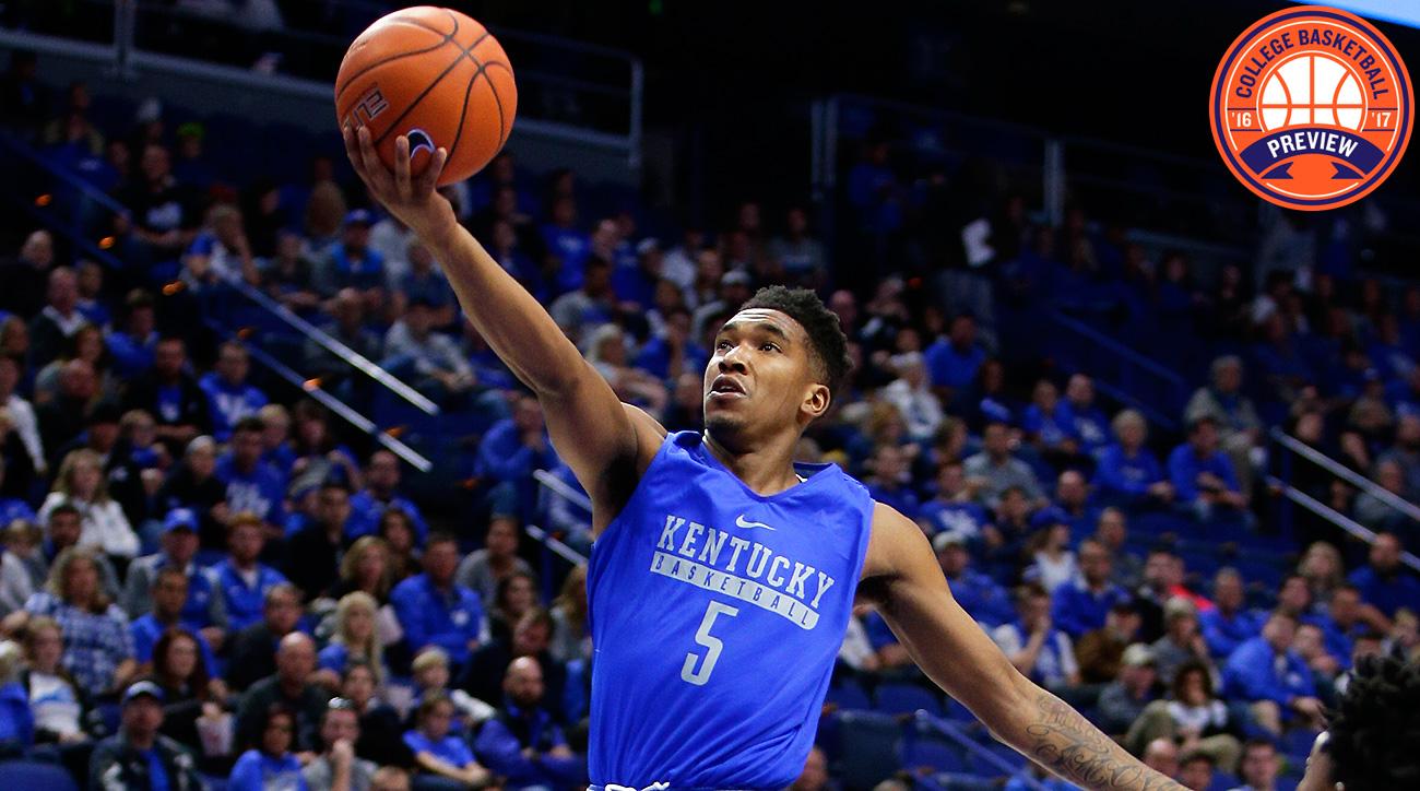 Kentucky Wildcats Basketball 2016 17 Season Preview: SEC Basketball Preview: Malik Monk Leads No. 1 Kentucky