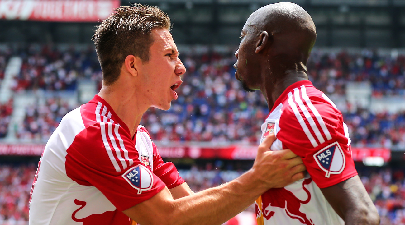 The New York Red Bulls are hoping to win their first MLS Cup