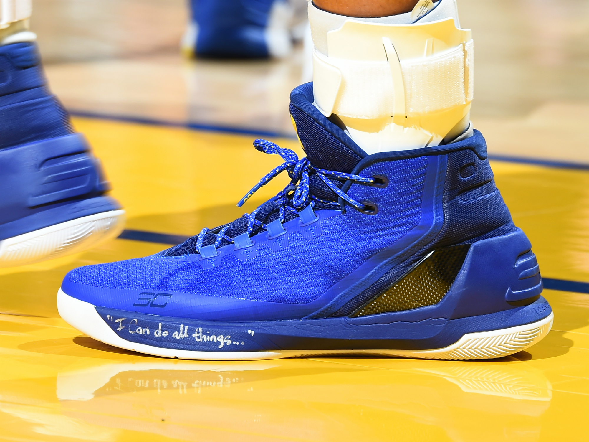 "Stephen Curry - Under Armour Curry 3 ""Dub Nation"""