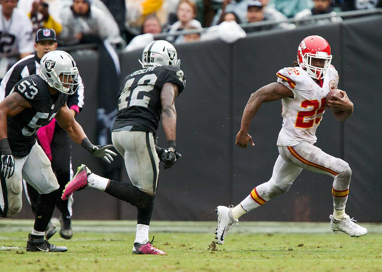 NFL Fantasy Droppables Week 8: Your roster does not need Jamaal ...