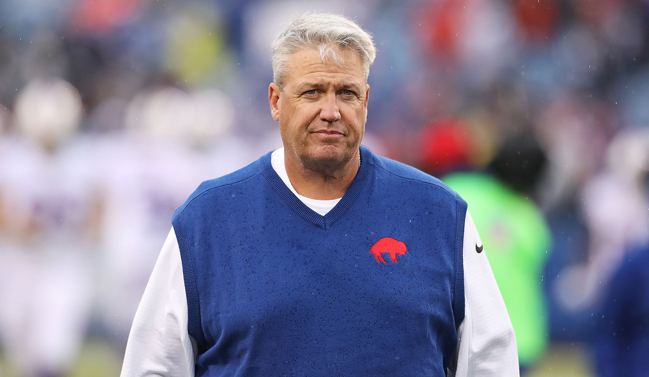 Rex Ryan's Bills have now lost back-to-back games to drop to 4-4 this season.