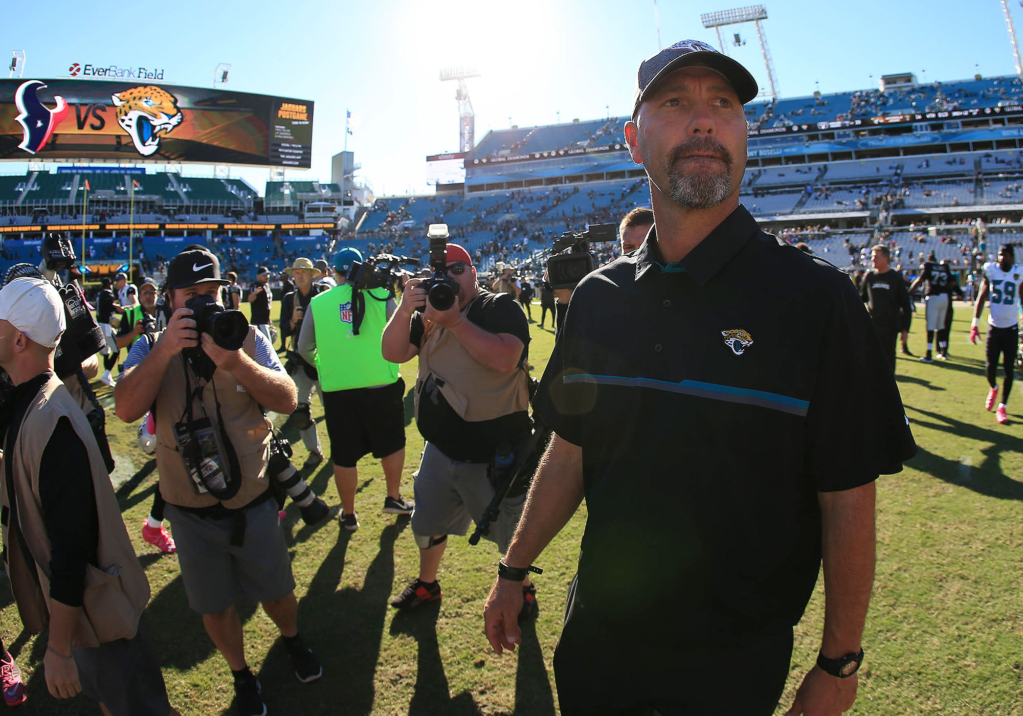 NFL coaching hot seat: Gus Bradley