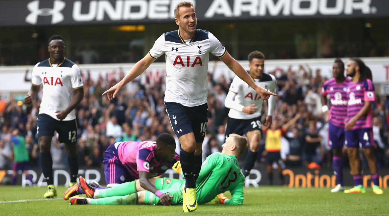 Tottenham has been woeful in the attack without Harry Kane