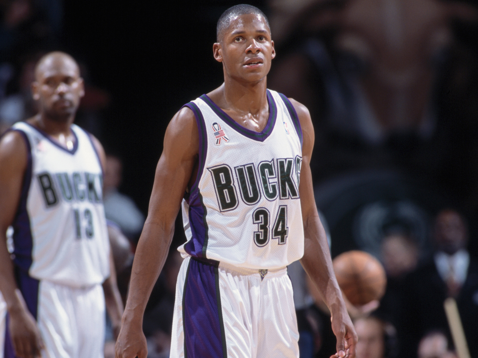 the gallery for gt ray allen rookie year