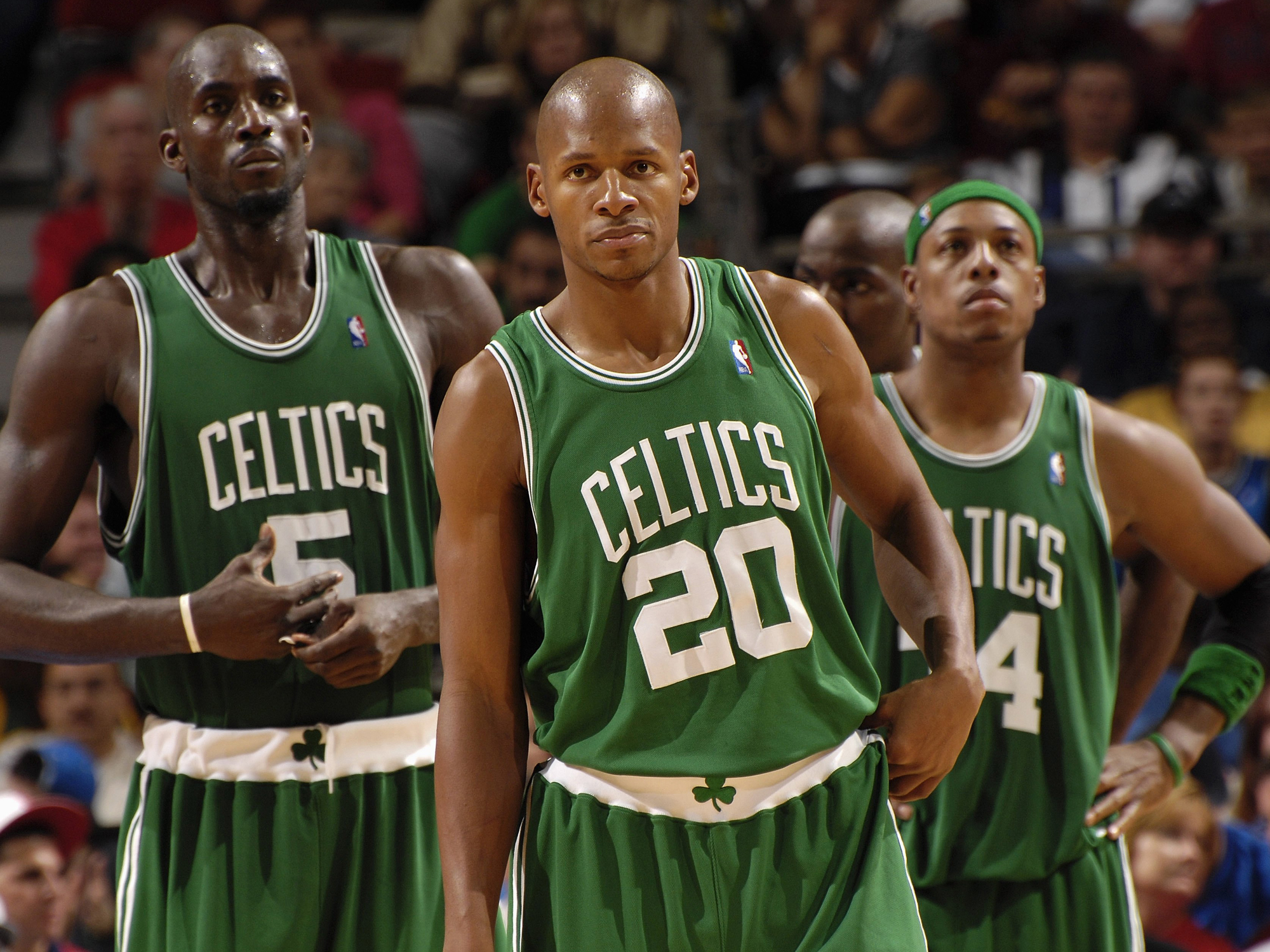 05a3661814fe63 Remembering Ray Allen s historic career