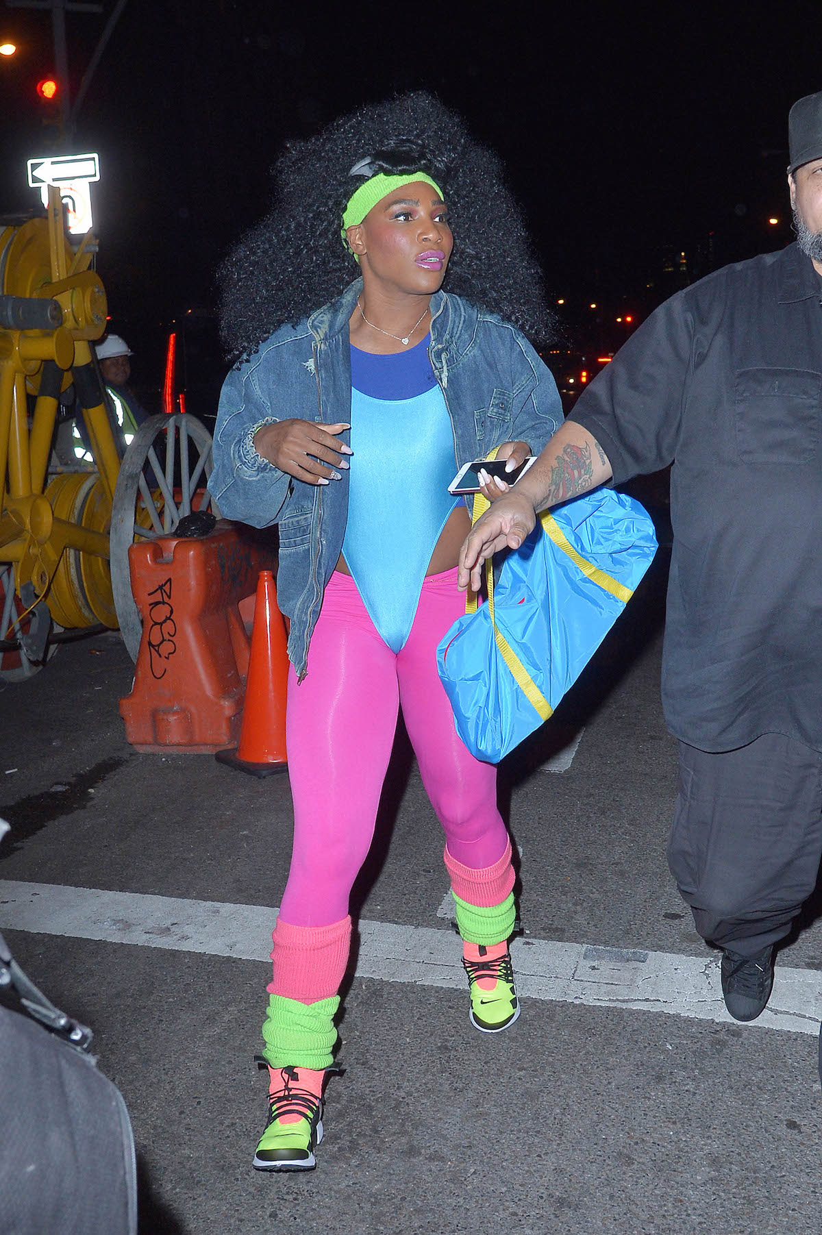 serena williams the 80s - Paul Pierce Halloween