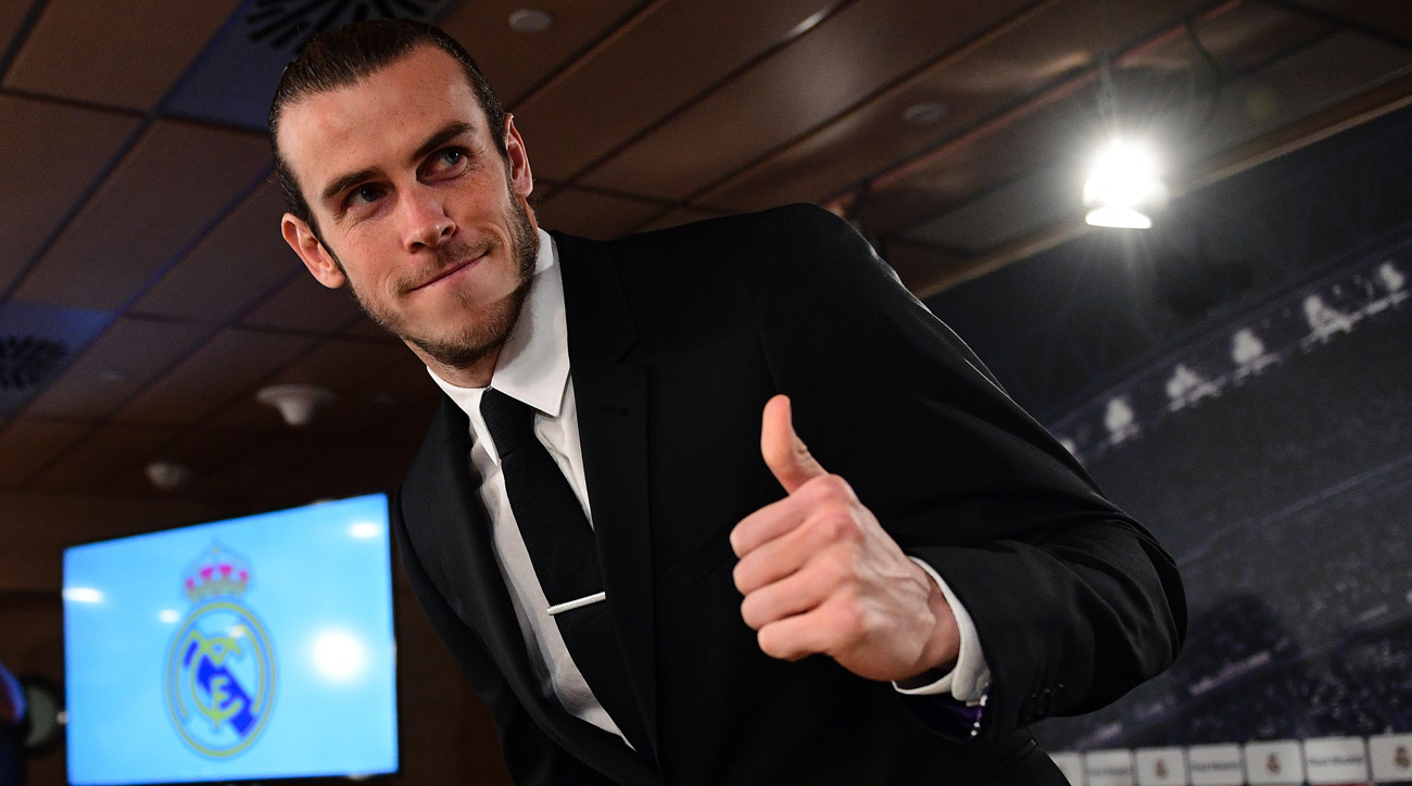 Gareth Bale is the world's highest-paid player after his new deal with Real Madrid