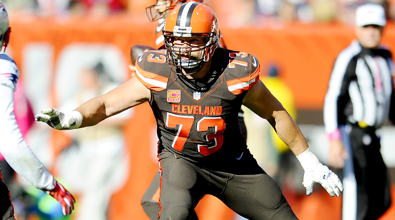 NFL trade deadline Why Joe Thomas stayed in Cleveland