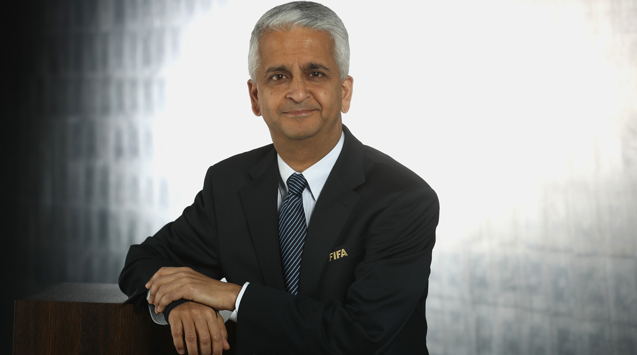 U.S. Soccer president Sunil Gulati is part of the FIFA Council
