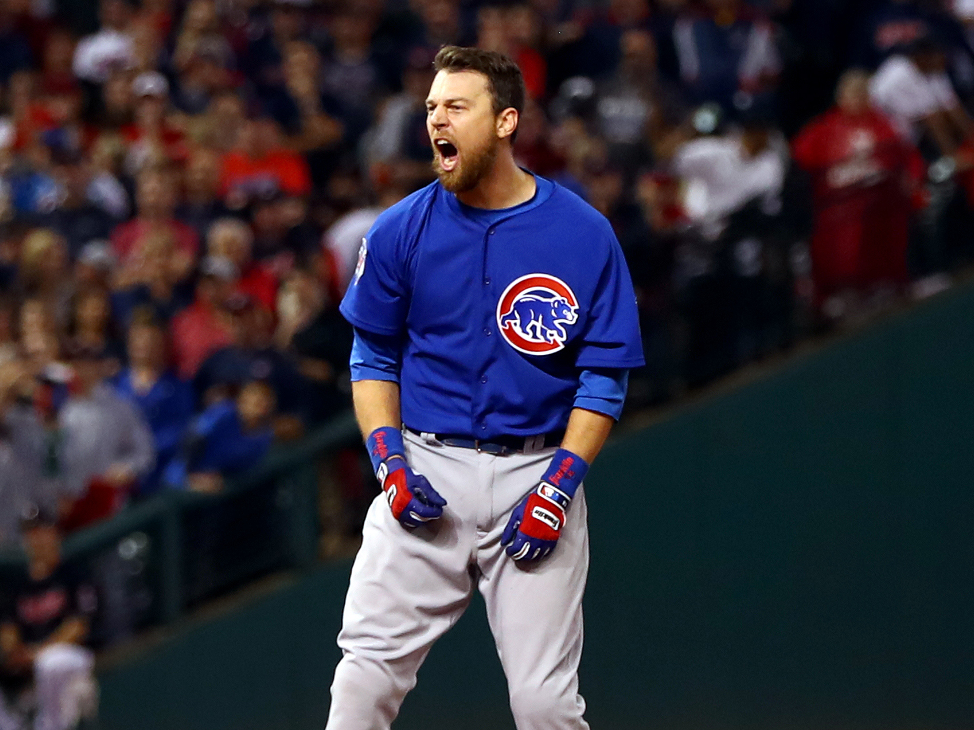 Chicago Cubs Ben Zobrist