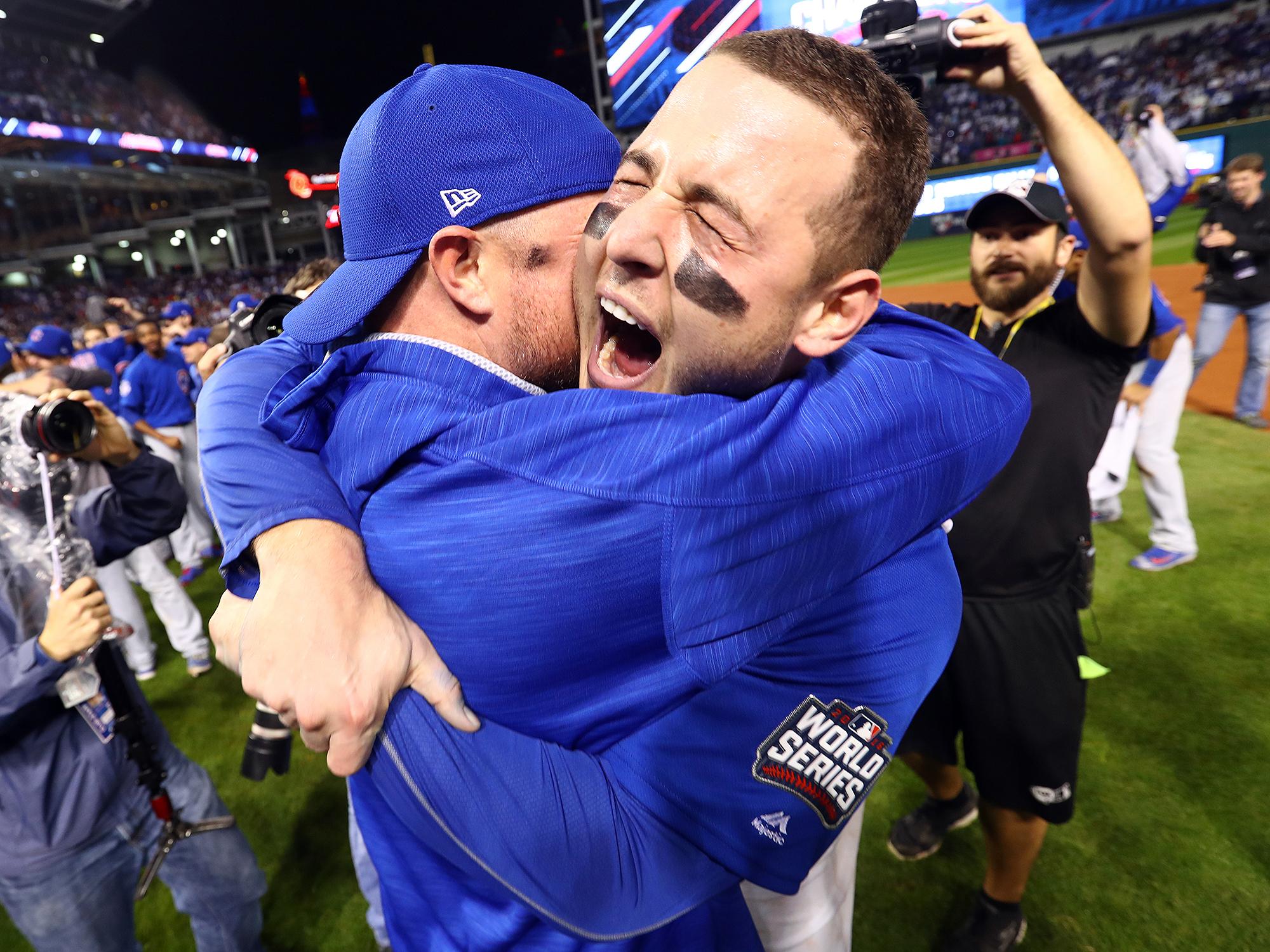 Chicago Cubs Jon Lester