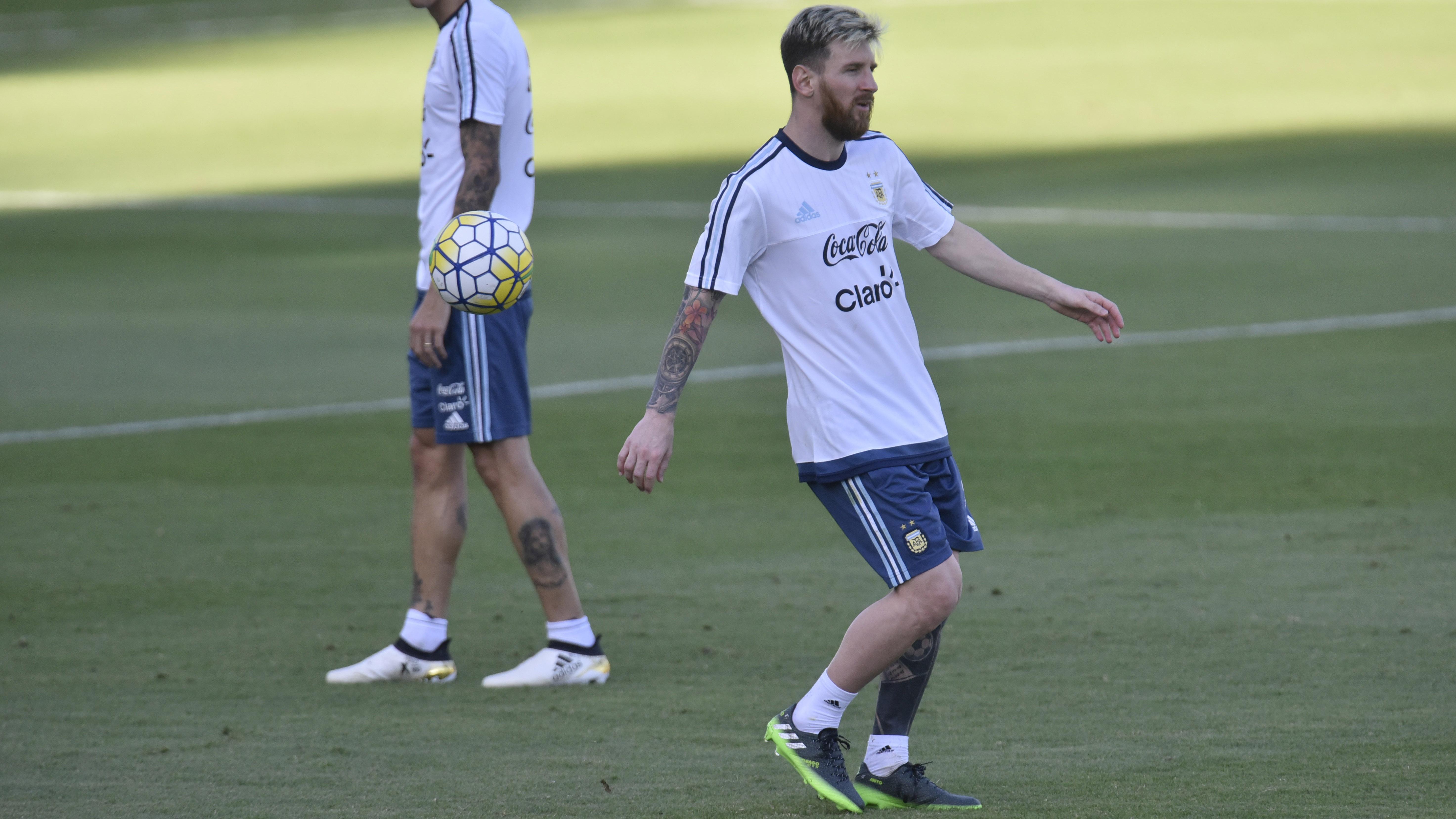 Messi S Tattoos: Lionel Messi Tattoo: Barcelona Star's New Leg Ink
