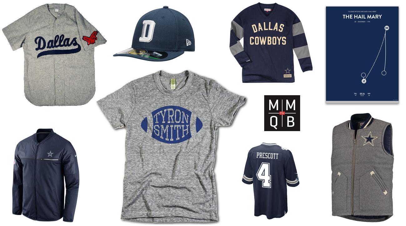d8d4231440a Dallas Cowboys apparel, gear for NFL game days | SI.com